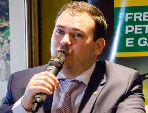 Deputado federal Beto Rosado.