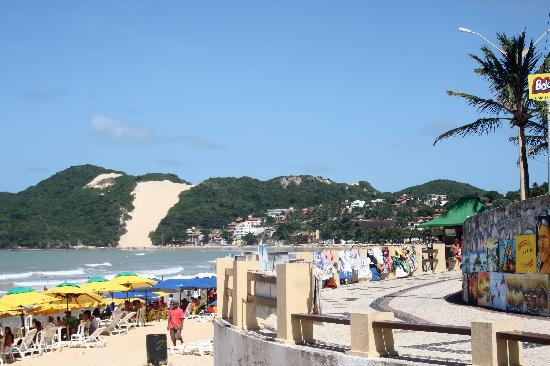 Principal praia de Natal está imprópria para banho nesta fim de semana