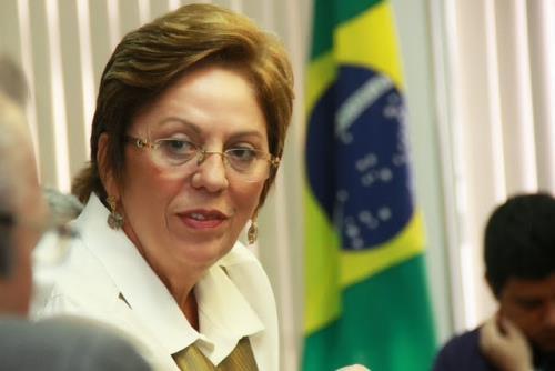 Rosalba Ciarlini está livre para ser candidata