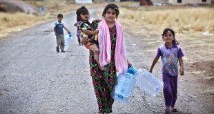Mais de 18 mil civis foram mortos e outros 3,2 milhões foram deslocados no Iraque desde 2014 (Foto: ONU).