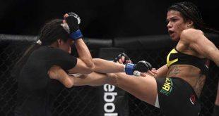 Cláudia Gadelha foi eleita pelo UFC como a próxima desafiante ao cinturão na categoria peso-palha