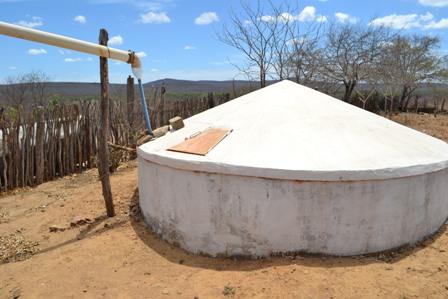 Diaconia pretende construir 100 cisternas até março nos dois municípios