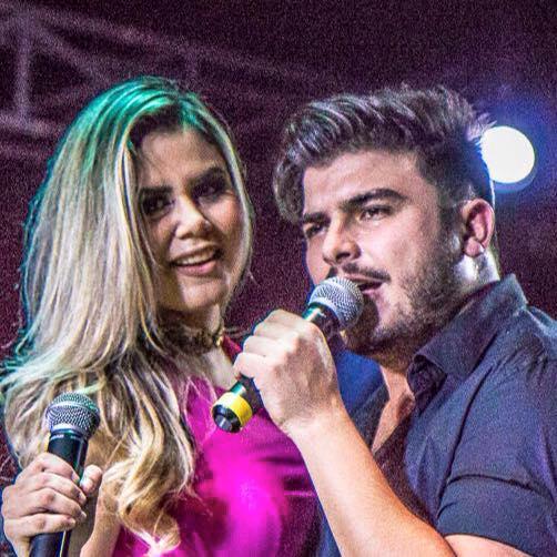 David Almeida e Aline Reis comandam festa de lançamento do carnaval de Apodi