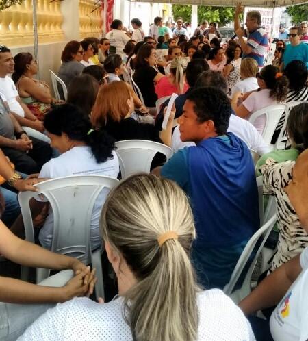 """Marleide Cunha: """"Gestão municipal, por incompetência, nos faz ter de pagar esses juros"""""""
