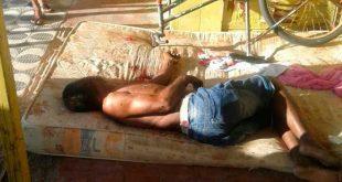 Paulo Roberto das Neves, 54 anos, foi encontrado sem vida e com ferimento na cabeça (Foto: Mossoró Notícias).