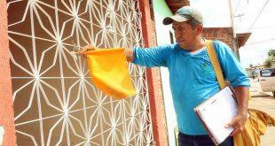 Agentes de endemias alertam sobre a importância de prevenir a proliferação do mosquito