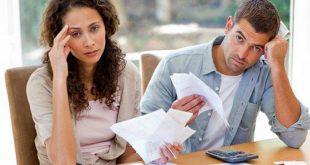 Pela primeira vez, desde 2010, ocorre aumento no número de famílias com contas atrasadas.