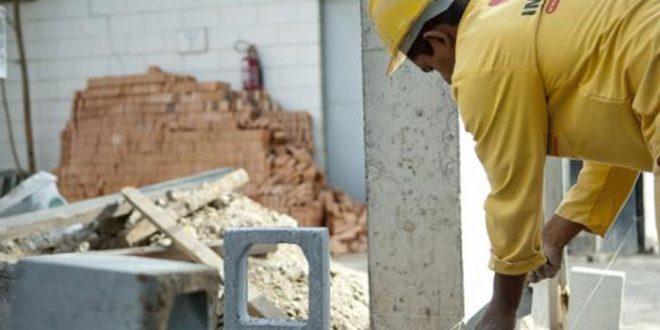 Setor da construção civil foi o que apresentou piores saldos de empregos no RN em 2015. (Foto: Agência Brasil)