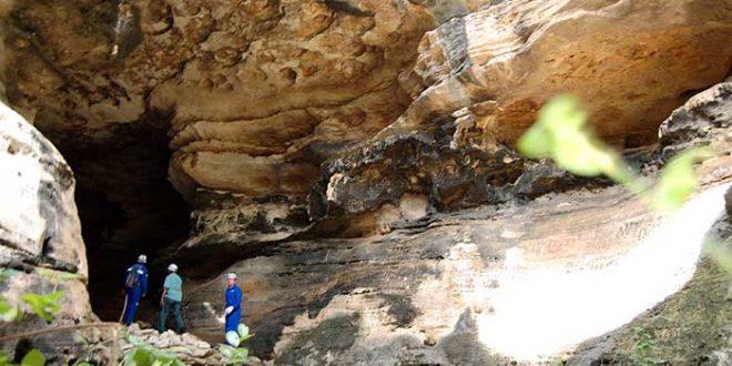 Parque localizado entre Mossoró e Baraúna possui a maior concentração de cavernas do Nordeste
