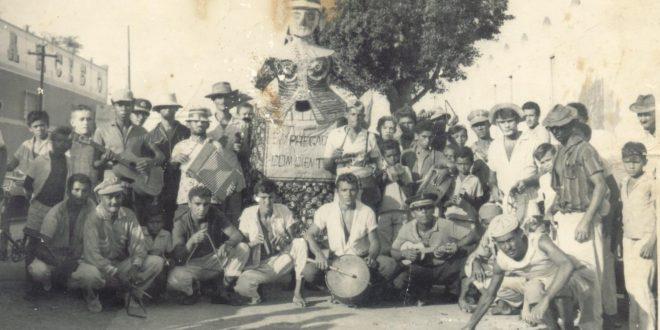 Mossoró guarda suas lembranças sobre o carnaval