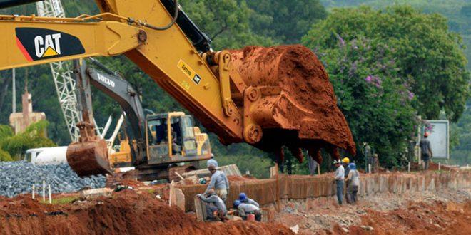 Resultado de imagem para crescimento infraestrutura brasil