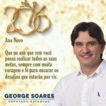 Deputado George Montenegro Soares, teve um Ano Positivo e está em Alta na Política de Assú.