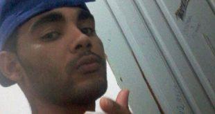 Bruno Henrique foi morto quando estava na calçada de casa com a esposa e o filho.