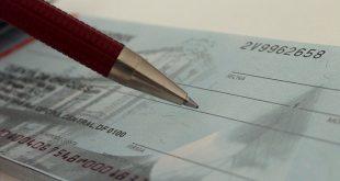 Em janeiro deste ano, 2,41% dos cheques compensados foram devolvidos por insuficiência de fundos.