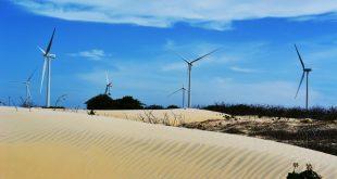 Estudo irá comparar a forma de planejamento e expansão dos parques eólicos e os conflitos gerados (Foto: Luciano Lellys).