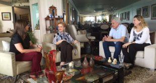 Ex-governadora Wilma de Faria recebeu visita do presidente estadual do PR