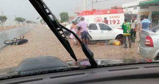 José Lins foi vítima fatal no acidente