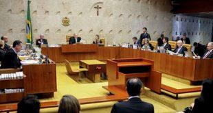 Decisão foi aprovada por 10 votos a 1 no Supremo Tribunal Federal (Foto: Agência Brasil).