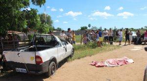 Condutor do veículo Strada estava sem cinto de segurança