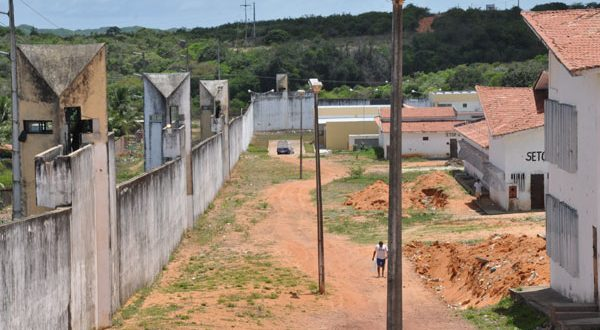 Alcaçuz registra mais uma fuga de detentos