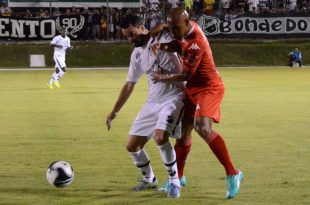 Termina tudo igual, 1 a 1, no clássico do Frasqueirão. (Foto: Frankie Marcone / ABC FC).