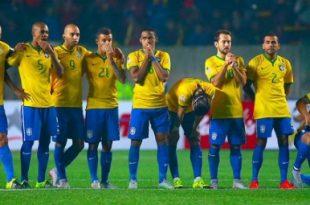 Clássico sul-americano reúne Brasil e Uruguai em Recife. (Foto: CBF).