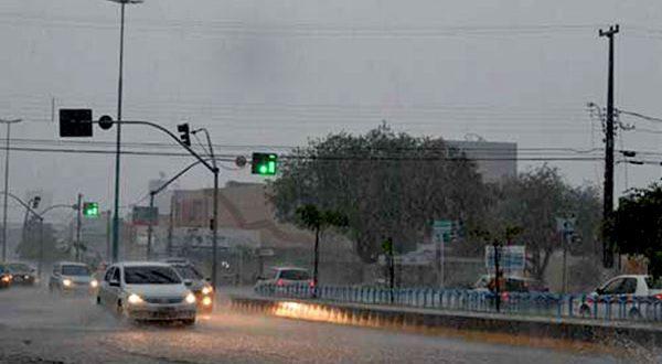 Proximidade do equinócio da primavera, no dia 20 de março, facilita ocorrência de chuvas essa semana.