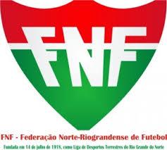 Escudo da federação norte-rio-grandense de futebol