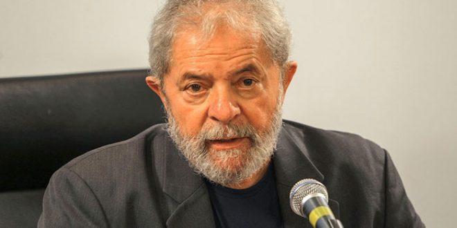 Agentes federais cumpriram mandatos de busca e apreensão na casa do ex-presidente Luiz Inácio Lula da Silva (Foto: Instituto Lula).