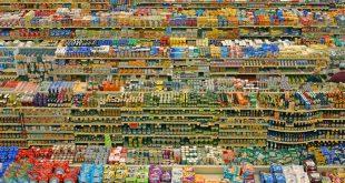 Consumo de produtos industrializados está ligado a taxas crescentes de sobrepeso, obesidade e doenças crônicas, como diabetes, câncer e doenças do coração. (Foto: WikiCommons/lyzadanger/Diliff).