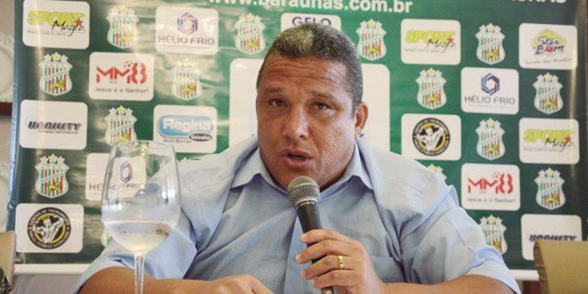 Treinador Givanildo Sales, anuncia saída do tricolor.