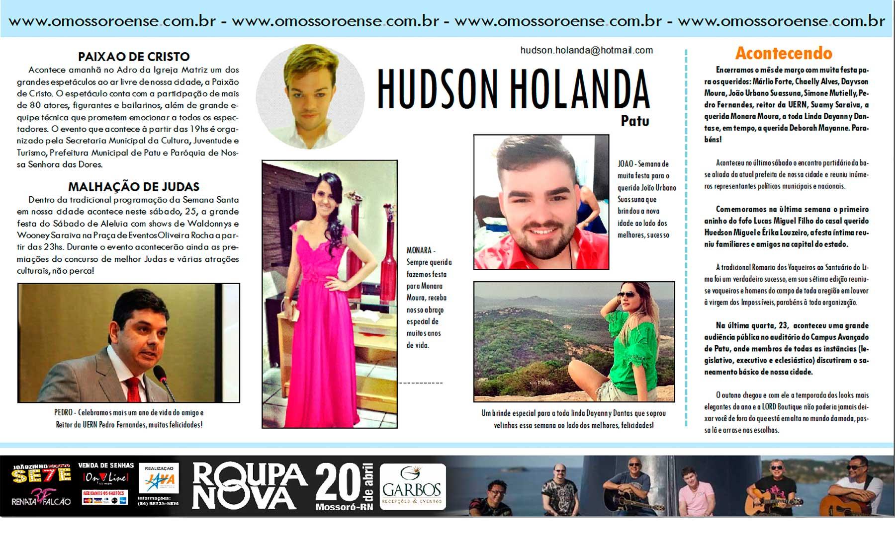 HUDSON-HOLANDA---25-03-16