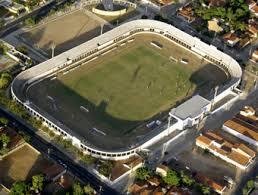 Estádio Nogueirão, palco do maior clássico do interior do RN.
