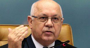Ministro Teori Zavascki suspendeu a divulgação das interceptações envolvendo a Presidência da República.