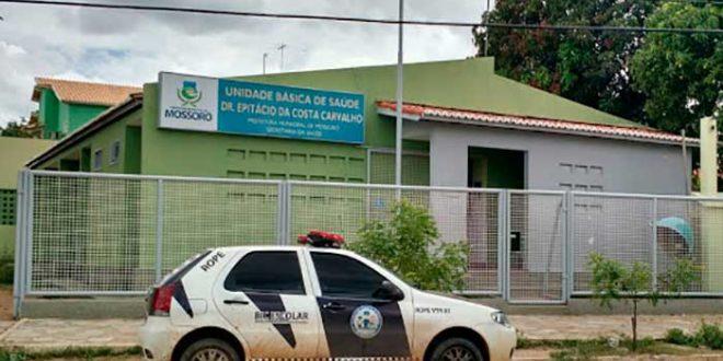 UBS dos Pintos, alvo de ladrões