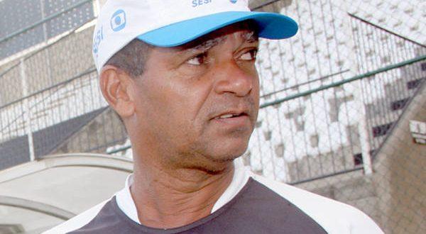 Treinador Wassil Mendes, passagens por Baraúnas e Potiguar, hoje no ASSU. (Foto: namiradomirabor).