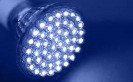Companhia distribuirá três mil lâmpadas de LED