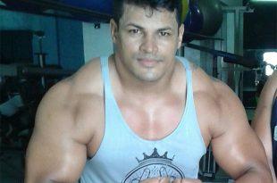 fisiculturista Júnior Câmara