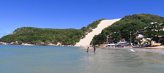 Natal tem quatro praias impróprias para banho