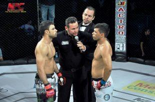 Evento reunirá dez lutas com transmissão Ao Vivo pelo canal Esporte Interativo