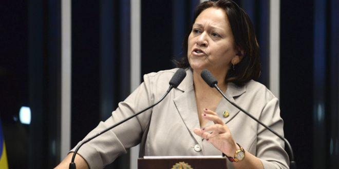 Resultado de imagem para Oposição não perdoa discurso de Fátima Bezerra
