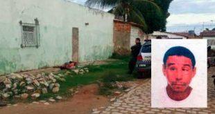 Airton da Silva Ferreira, de 39 anos de idade, foi esfaqueado no pescoço (Foto: Blog Fim da Linha).