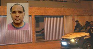 """Jalmir Ferreira, conhecido como """"Buda"""", de 47 anos, foi encontrado morto na madrugada desta quinta-feira (Foto: Blog Fim da Linha)."""