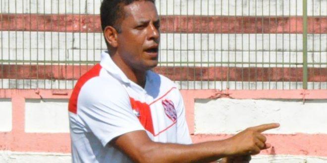 Será a primeira experiência de Sacramento no futebol potiguar. (Foto: Ascom/Bangu).