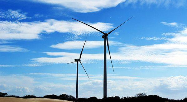 Eólicas passam a ser principal fonte de energia elétrica no Nordeste