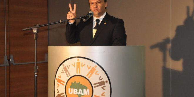 Presidente da Ubam defende mobilização