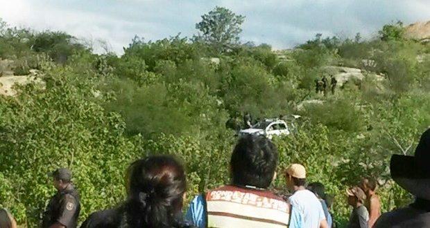 Confronto ocorreu no sítio Recreio, zona rural de Caicó (Foto: Divulgação PM)