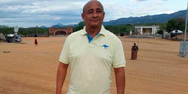 Professor Alcivan Medeiros, está desaparecido