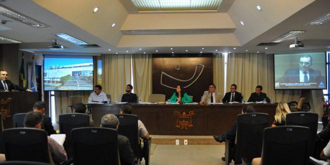 Evento ocorreu no auditório da Assembleia Legislativa, em Natal