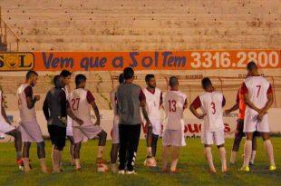 Time focado em jogo que pode garantir classificação. (Foto: Marcelo Diaz/ACDP).